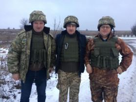 Василь Печук, отець Роман Скірак, Юрій Капляр