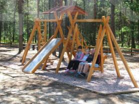 У рекреаційному пункті «Затишок» люблять відпочивати діти
