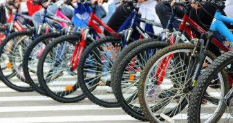 У Луцьку стартує Всеукраїнський велопробіг за участі незрячих людей «Бачу! Можу! Допоможу!»