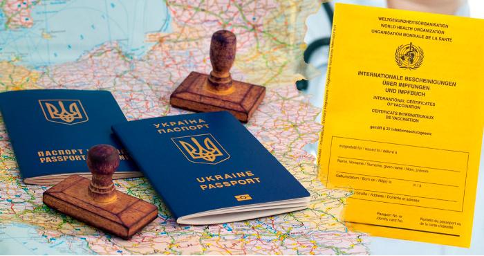 Щеплення і перетин кордону