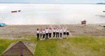 Скрін  з відео