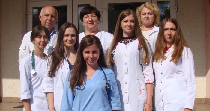 У Шацькій лікарні - молоді спеціалісти