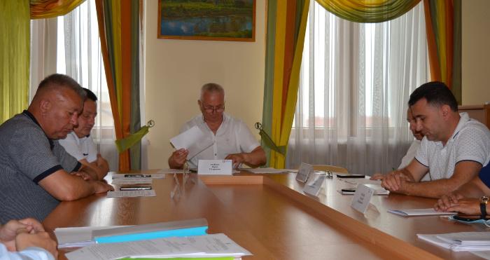 Комісія з питань екології, раціонального використання природних ресурсів