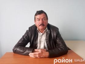 Сільський голова Василь Демедюк
