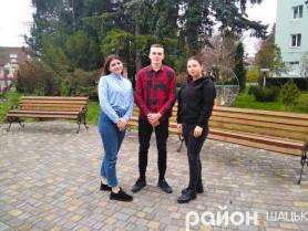 Студенти - про навчання в Шацькому лісовому коледжі