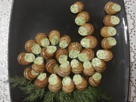 Ескарго - смачна страва французької кухні