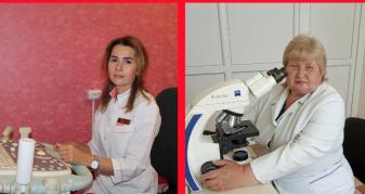 Ірина Жмурко та Любов Добровольська