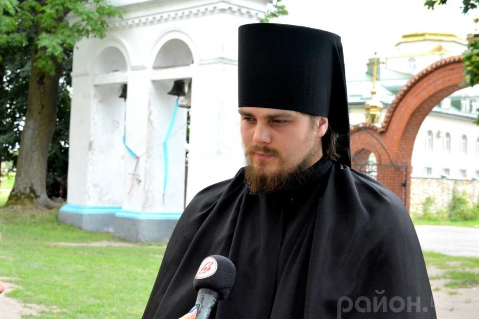 монах Аліпій Світязького Петропавлівського чоловічого монастиря