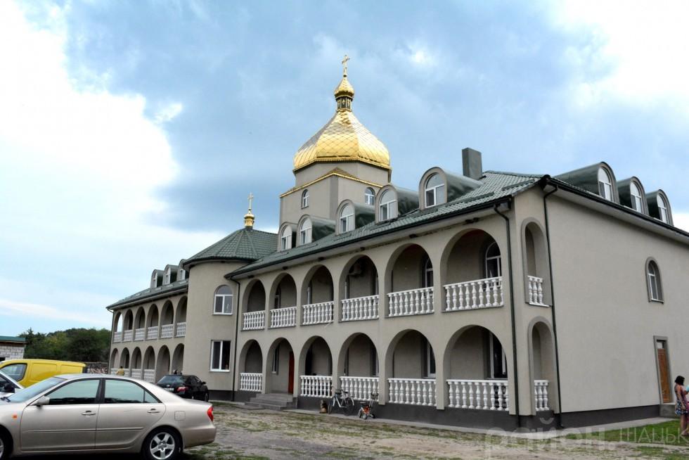 Приміщення монастиря збудували зовсім нещодавно