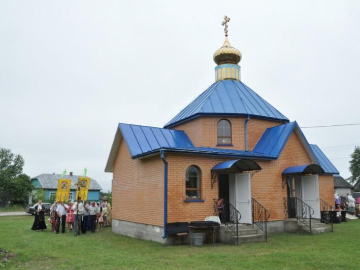 Свято-Іллінська церква села Грабове