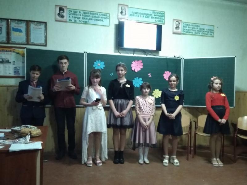 В школі відбувся конкурс краси