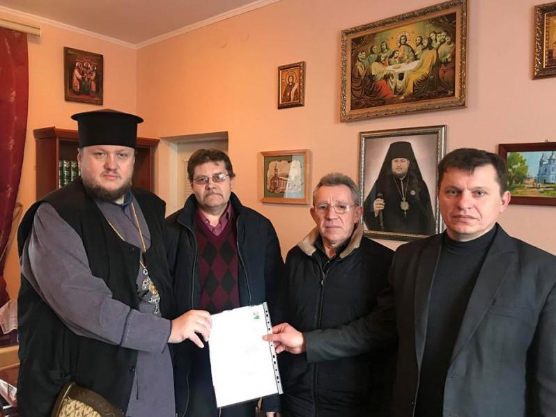 Релігійна громада Грабова приєдналася до ПЦУ