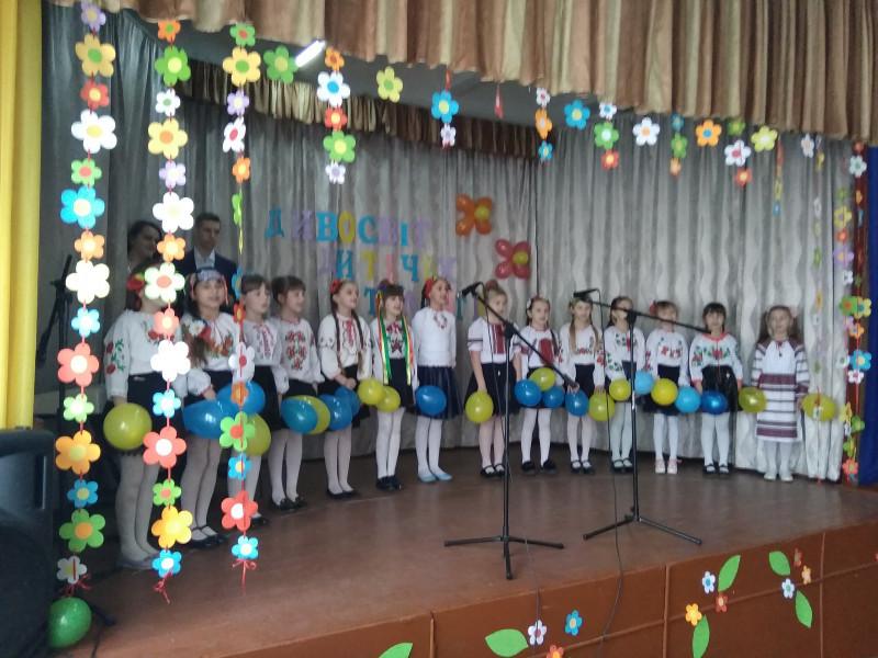 «Дивосвіт дитячих талантів» у Світязькій школі