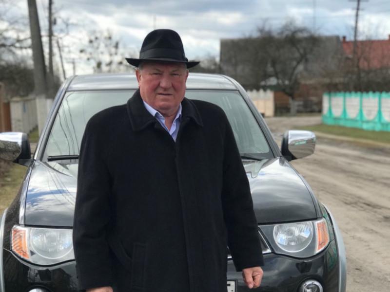 Василь Романюк відзначає 70-річний ювілей