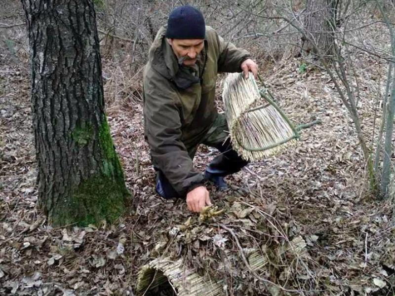 Працівники парку облаштували штучні гнізда