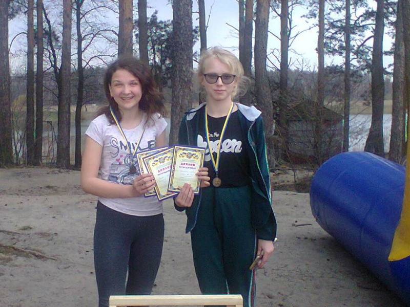 Вихованці Шацького БДЮТ– призери обласного чемпіонату