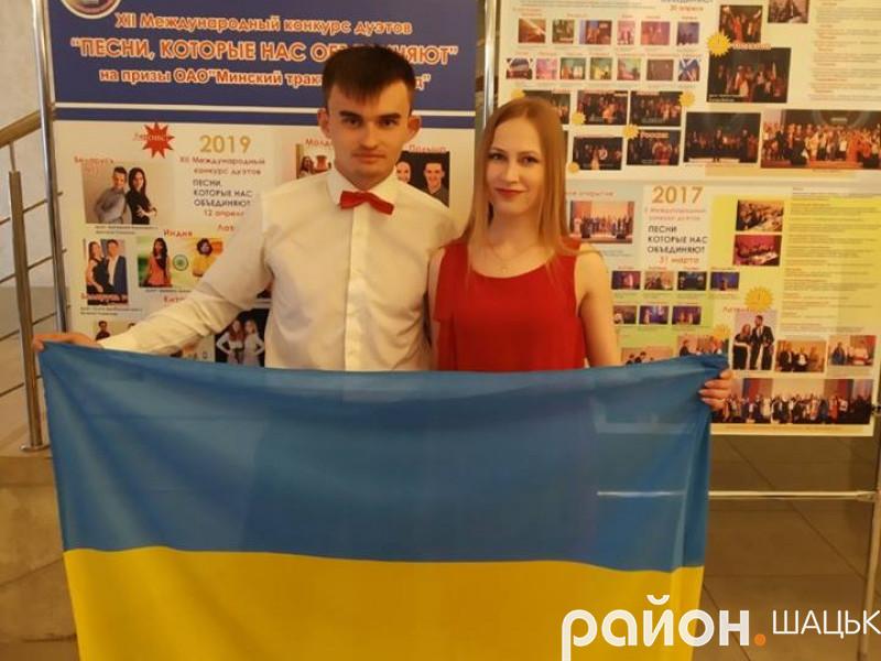 Дует «Колорит» із Шацька – призер міжнародного конкурсу в Білорусі