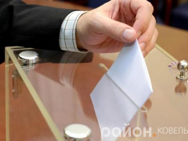 Явка виборців 21 округу на 11 годину / Фото ілюстративне