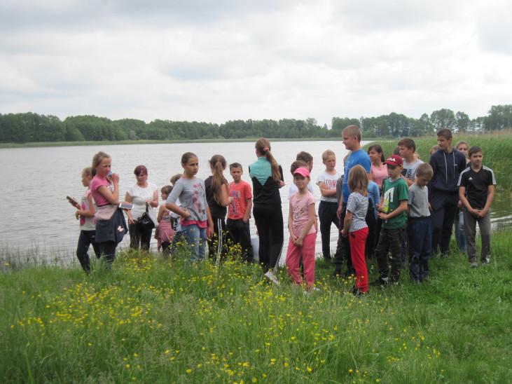 Для учнів школи організували екскурсію рідним краєм