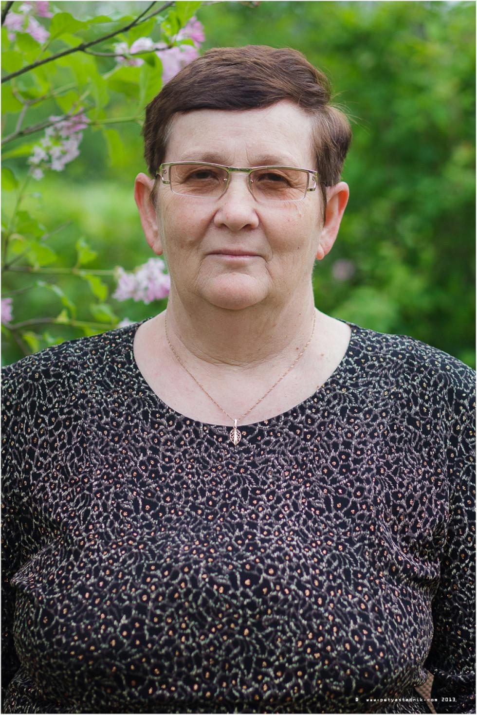 Корусь Олена Миколаївна