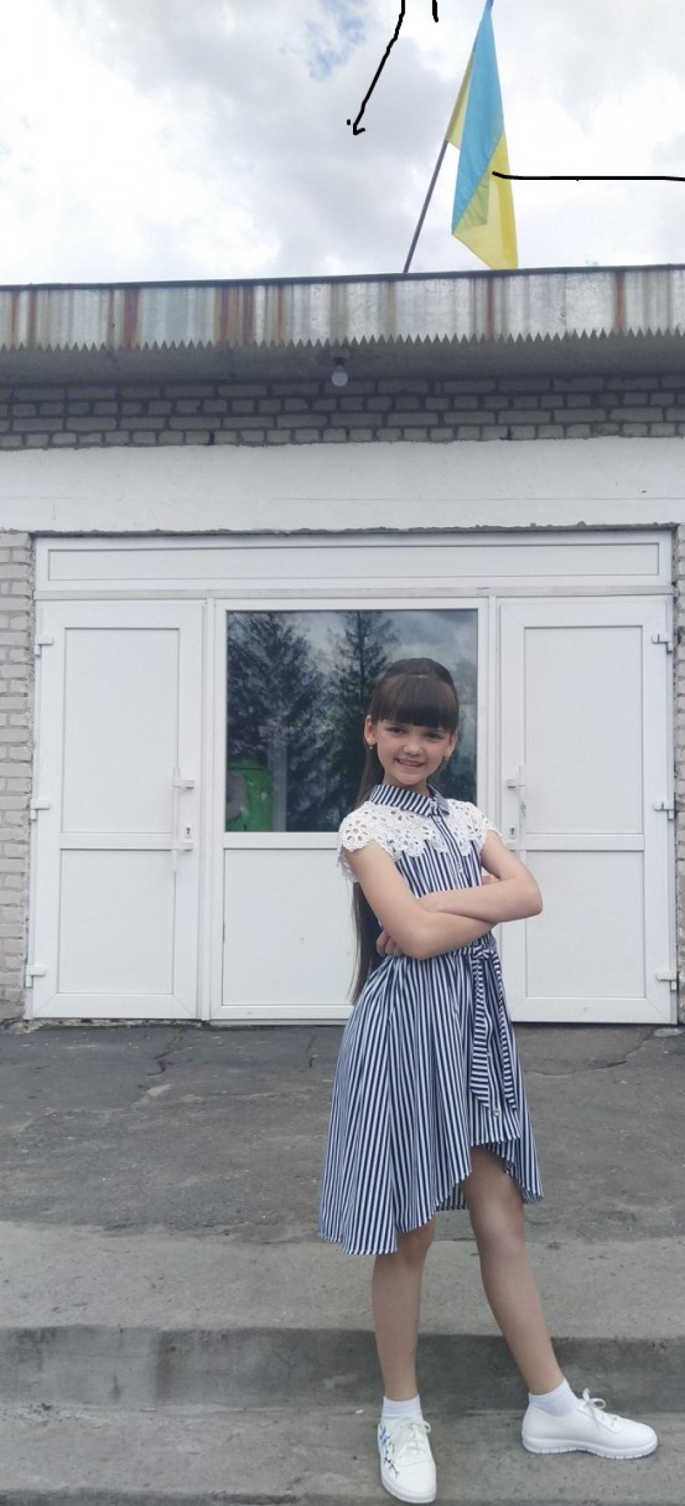 Прасюк Софія