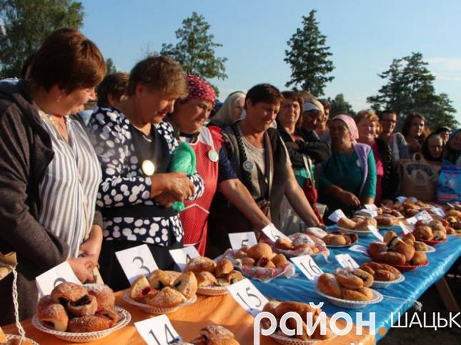 Сьогодні відбудеться фестиваль«Світязький пончик»