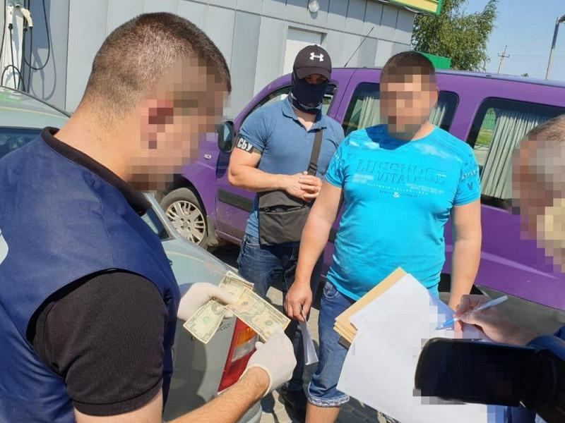 СБУ зловила посадовців Волинської митниці на хабарах