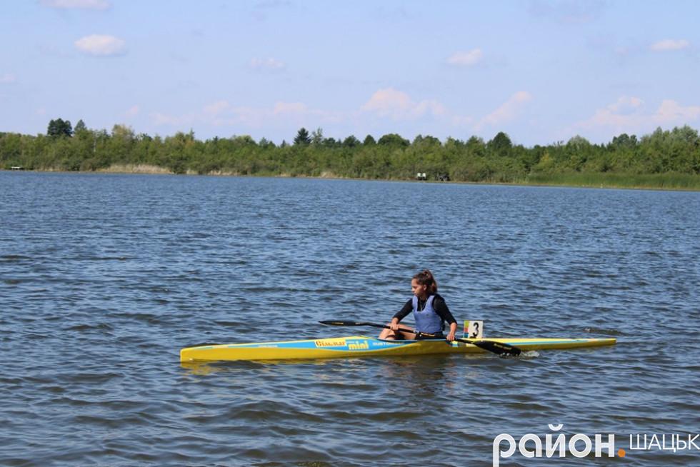 Перегони на воді