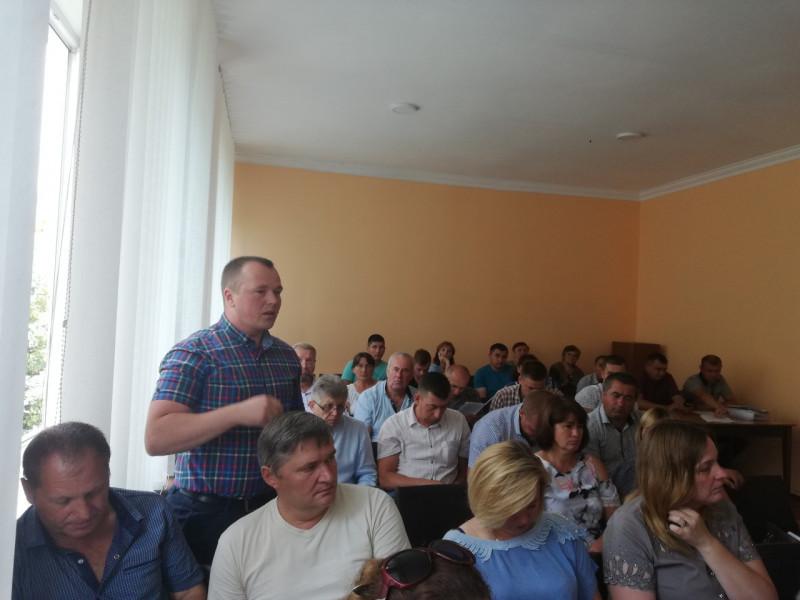 Депутат Богдан Тимошукзапропонував підготувати звернення до Президента України