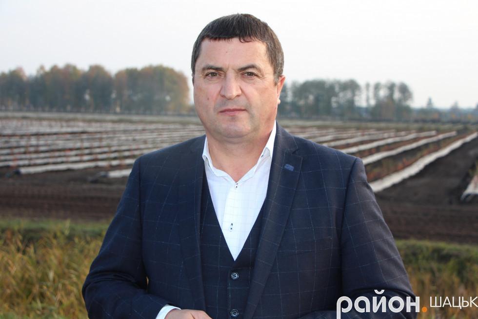 Депутат обласної ради В'ячеслав Богдан