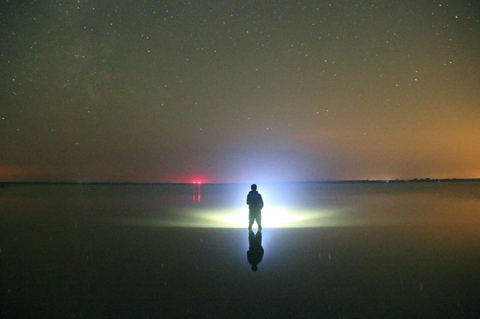 Зорі над озером Пулемецьке