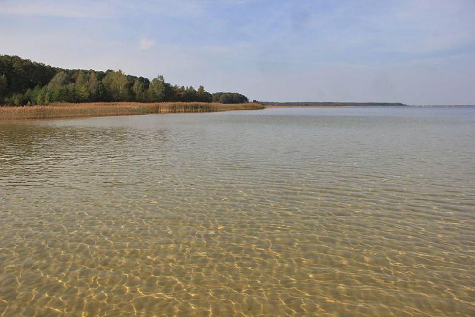 Кришталево-чиста вода Світязя