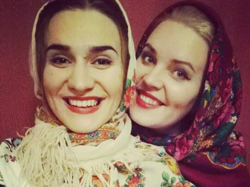 Сестри Марія і Світлана зі Світязя