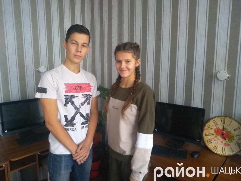 Богдан Цвид та Соломія Сорока