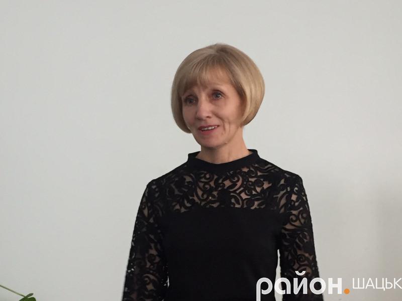 Людмила Положевець - переможниця конкурсу на посаду директора