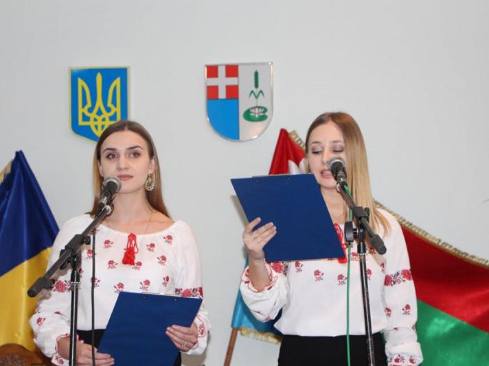 Як шачани відзначили річницю Соборності України