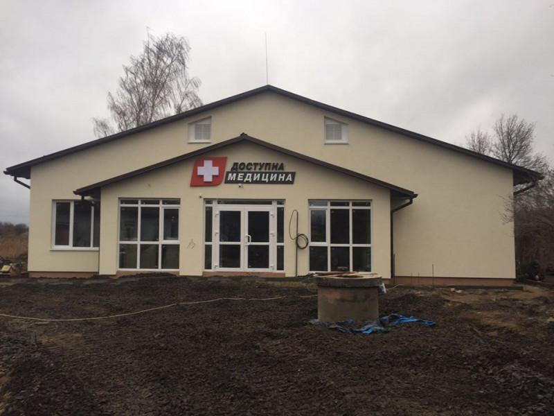 На завершення будівництва Піщанської амбулаторії потрібно 700 тисяч гривень