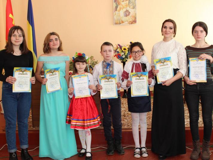 У Шацьку обрали найкращих декламаторів поезії Лесі Українки
