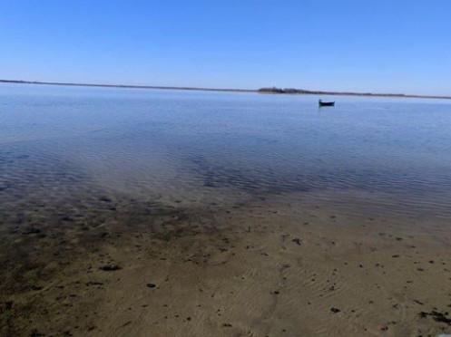 Озеро Світязь наповнилось водою