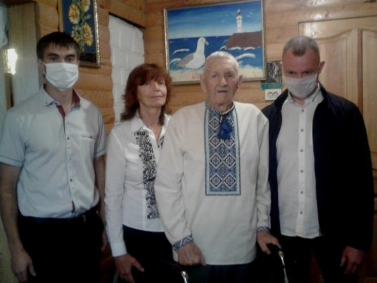 Костянтину Чеснокову виповнилося 96 років