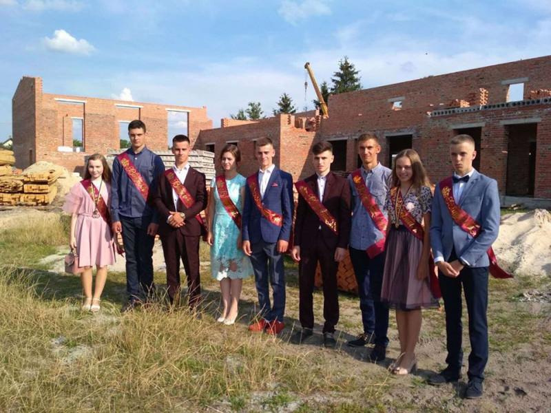 Випускники-2020 ЗОШ І-ІІІ ступенів села Піща