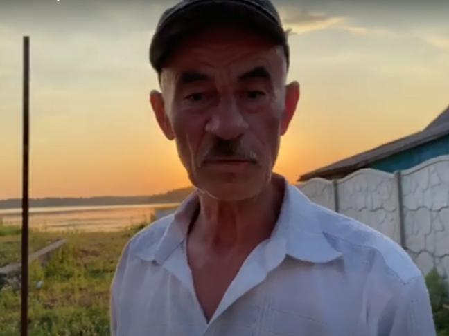 Чоловік на ім'я Олексій розповів про те, як живе волинське Полісся.