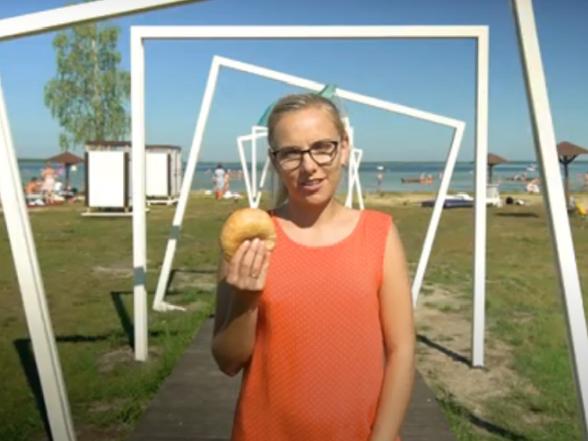 Ольга Матейчик вивідала секретний рецепт приготування пончиків