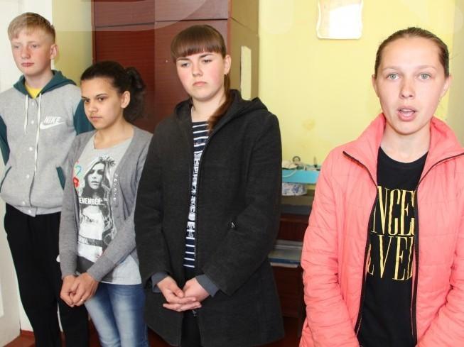 Учні ЗОШ І-ІІІ ст. с. Піща посіли в конкурсі друге місце