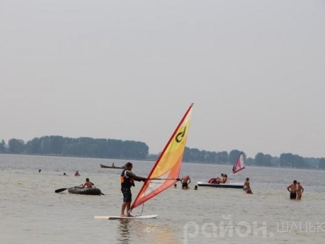 Урочище Гряда, озеро Світязь