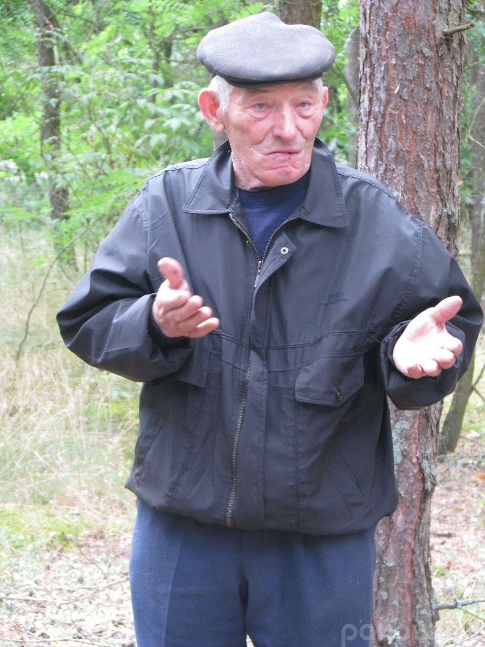 Олександр Яковініч розповідає, як садив географічні культури