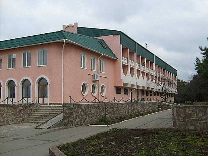 Санаторій-профілакторій «Перемога» у місті Миколаїв