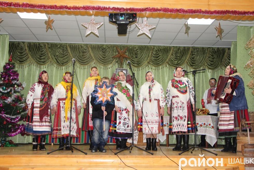 Народний ансамбль «Горлиця» Шацького районного будинку культури
