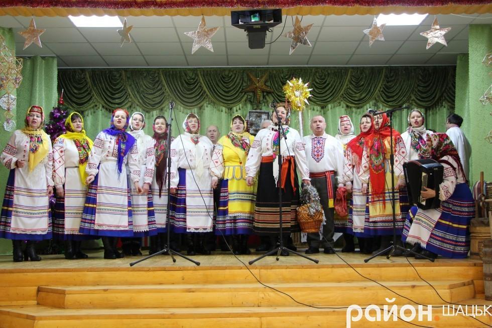 Народний ансамбль «Лісова пісня»