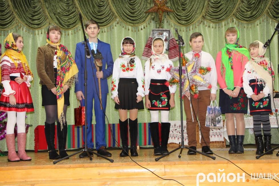 Клуб села Ростань
